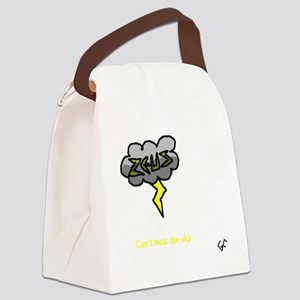 Zeus tee Canvas Lunch Bag