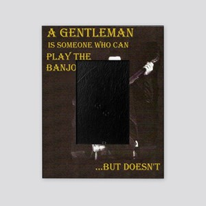 A Gentleman Picture Frame