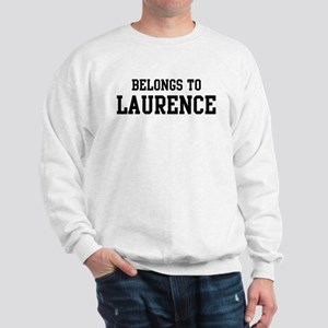 Belongs to Laurence Sweatshirt