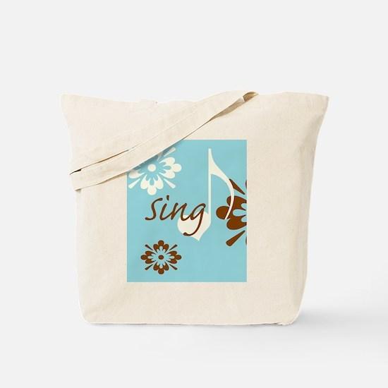 journalSing Tote Bag