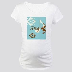 journalSing Maternity T-Shirt