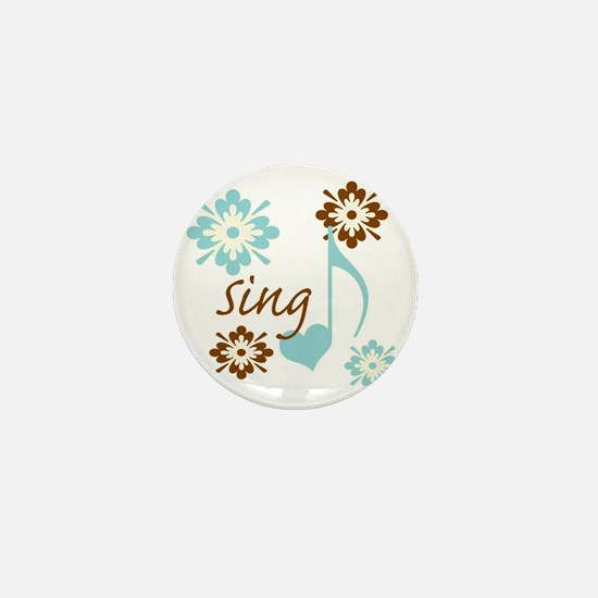 sing3 Mini Button