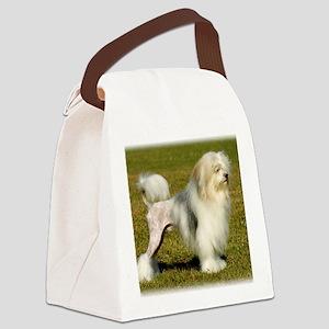 Lowchen 9L49D-11 Canvas Lunch Bag