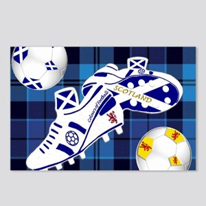 Scotland Football Strathc Postcards (Package of 8)