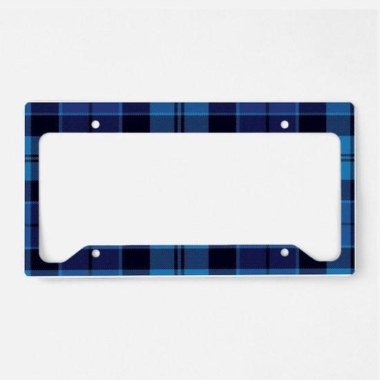 Bonnie Scotland Strathclyde T License Plate Holder