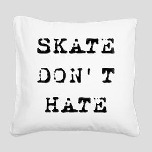 SDH_bot Square Canvas Pillow