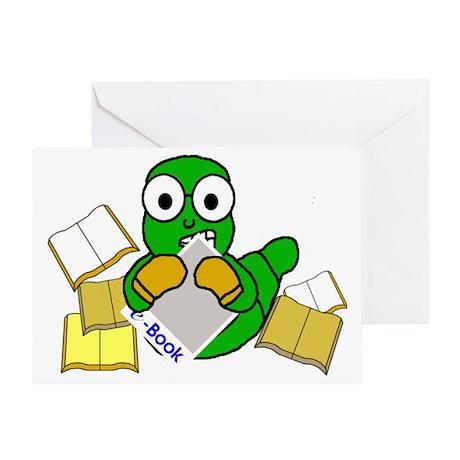 MightyBart.ebook.zazzle Greeting Card