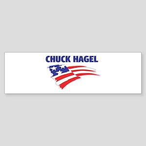 Fun Flag: CHUCK HAGEL Bumper Sticker