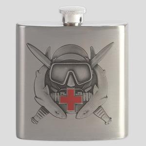 DMT  trans big copy Flask
