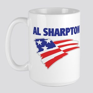 Fun Flag: AL SHARPTON Large Mug