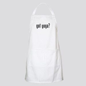 got yoga? BBQ Apron