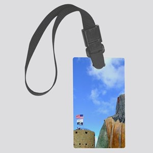 S. Virgin Islands, St.Thomas, Ch Large Luggage Tag