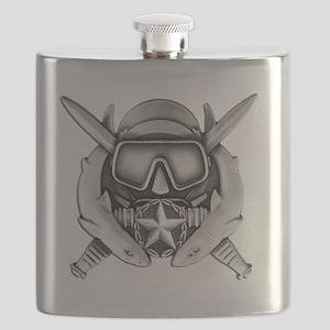 Dive Supe trans big Flask