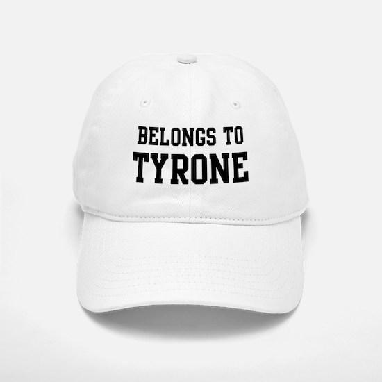 Belongs to Tyrone Baseball Baseball Cap