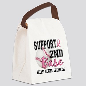 - Second Base 14 Canvas Lunch Bag