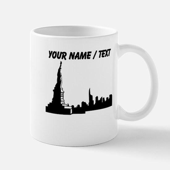 Custom New York City Mugs