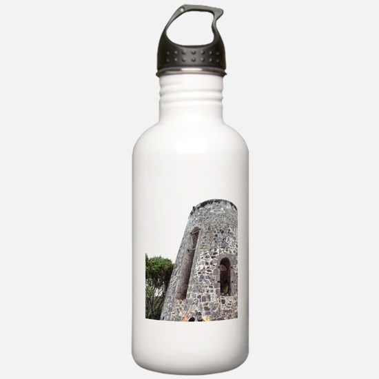 Tourists learning abou Water Bottle