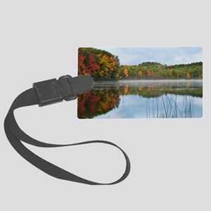 AutumnUP_ShoulderBag Large Luggage Tag