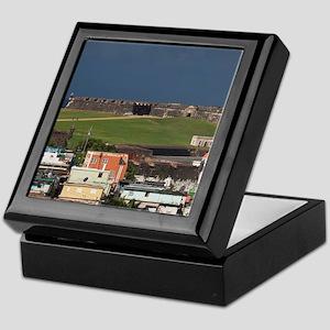 Old San Juan Keepsake Box