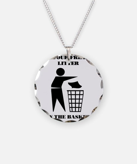 LITTER2 Necklace