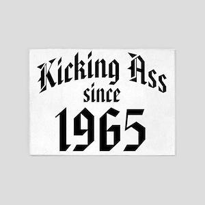 Kicking Ass Since 1965 5'x7'Area Rug