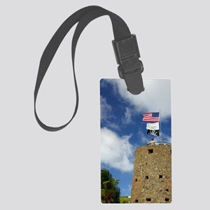 National Historic Landmarklotte  Large Luggage Tag