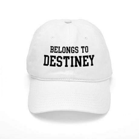 Belongs to Destiney Cap