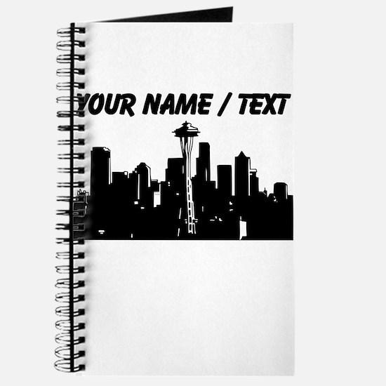 Custom Seattle Journal