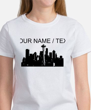 Custom Seattle T-Shirt