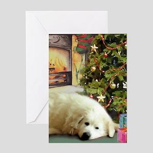 misty_6_900x9_100_inch Greeting Card