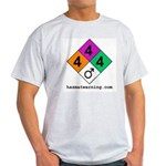 Larry Ash Grey T-Shirt