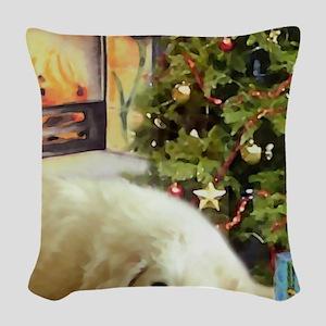 misty_6_900x9_100_inch Woven Throw Pillow