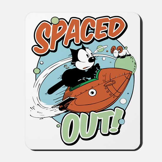 spacedout Mousepad