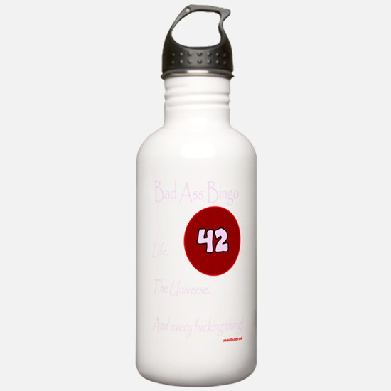 BAB 42 dark 3000 Water Bottle