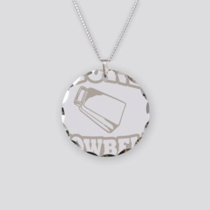 1 Necklace Circle Charm