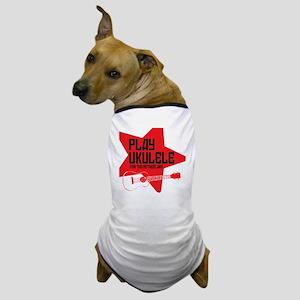 funny russian soviet union ukulele uke Dog T-Shirt