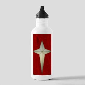 Bethlehem Star Christm Stainless Water Bottle 1.0L