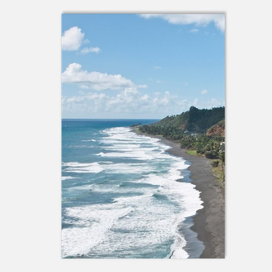 Colonarie Beach, St. Vinc Postcards (Package of 8)