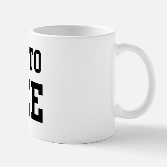 Belongs to Carlee Mug