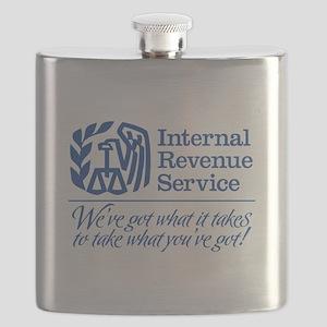 IRS Parody Flask