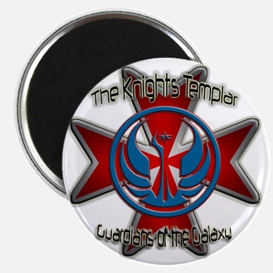 Templar Jedi v2 Large Magnet