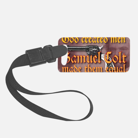 Mil 10 Colt Frontier 1 copy Luggage Tag