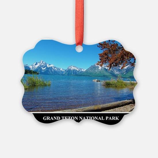 Grand Teton National Park Ornament