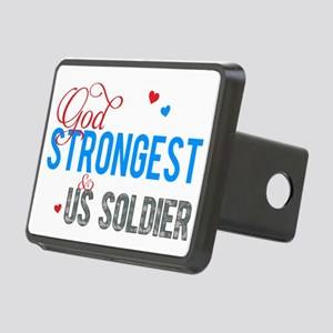 strongestARMY2 Rectangular Hitch Cover