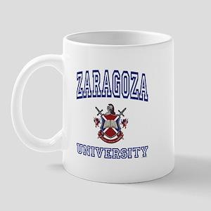 ZARAGOZA University Mug