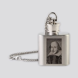 Shakes2 Flask Necklace