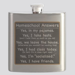 Homeschool Answers Flask