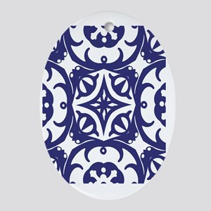 Matteo-Fresh-flips Oval Ornament