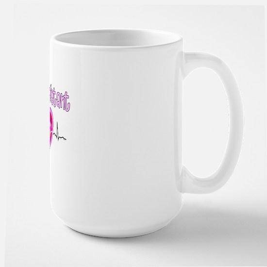 Medical Assistant QRS Large Mug