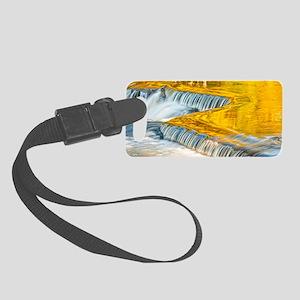 bondFalls_HDR_14X6 Small Luggage Tag